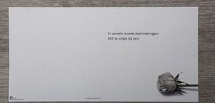 Uitvaartcentrum Van der Haegen - Drukwerk